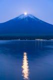 Montagne Fuji Photographie stock libre de droits