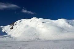 Montagne Gezart en chaîne de Kichik-Alai Photos libres de droits