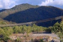 Montagne grande photo libre de droits