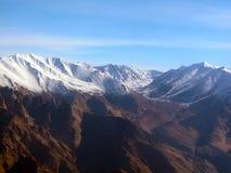 Montagne himalayane Immagine Stock