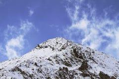 Montagne himalayane in Ladakh fotografie stock libere da diritti