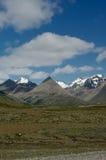 Montagne in Islanda Immagine Stock