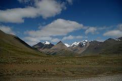 Montagne in Islanda Fotografia Stock Libera da Diritti