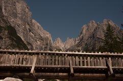 Montagne in Italia Fotografia Stock