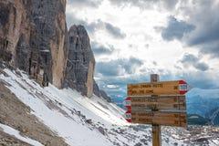 Montagne, Italia Immagine Stock