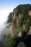 Montagne jaune 5, Chine Images libres de droits