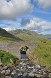 Montagne in Kerry Irlanda Immagine Stock Libera da Diritti
