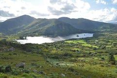 Montagne in Kerry Irlanda Fotografie Stock