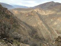 Montagne in Kurdistan fotografie stock libere da diritti