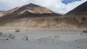 Montagne in Ladakh Immagini Stock