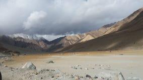 Montagne in Ladakh Immagine Stock