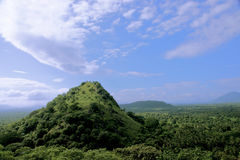 Montagne. Le Sri Lanka. Images stock