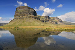 Montagne Lomagnupur de Tableau Photo libre de droits