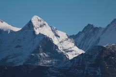 Montagne maestose Immagini Stock Libere da Diritti