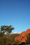 Montagne maximale de brochets Image libre de droits