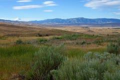 Montagne a Midvale, Idaho Immagine Stock