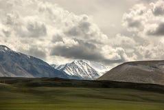 Montagne Mongolie photo libre de droits