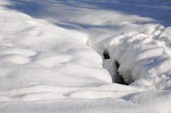 Montagne - natura Fotografie Stock