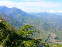 Montagne naturelle de beauté Image libre de droits