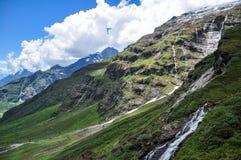 Montagne nel Tibet Fotografie Stock