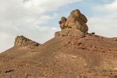 Montagne nell'Iran Fotografie Stock