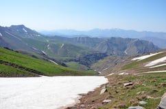 Montagne nell'Iran Fotografie Stock Libere da Diritti
