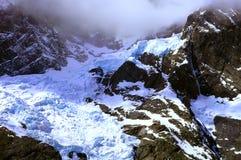 Montagne nella Patagonia (Argentina) fotografie stock libere da diritti