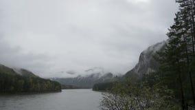Montagne nelle nubi archivi video