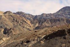 Montagne nere Immagine Stock
