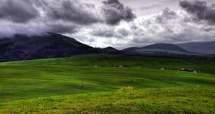 Montagne nere, Slovacchia Fotografia Stock Libera da Diritti