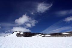Montagne norvégienne Svellnose Photographie stock libre de droits