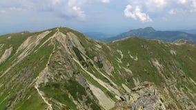 Montagne occidentali di Tatras Immagine Stock Libera da Diritti