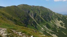 Montagne occidentali di Tatras Fotografia Stock Libera da Diritti