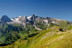 Montagne panoramiche Immagini Stock