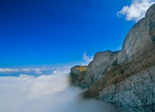 Montagne Pilatus en Suisse Photo stock