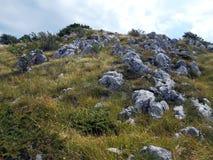 Montagne - planina di Suva immagine stock