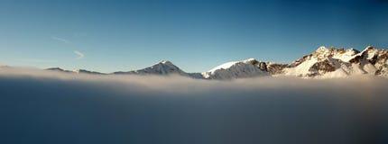 Montagne polacche Immagine Stock