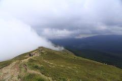 Montagne polacche Fotografia Stock Libera da Diritti