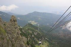Montagne in Polonia Fotografia Stock Libera da Diritti