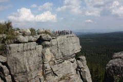 Montagne in Polonia Fotografia Stock