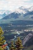 Montagne Rocciose 1 Fotografia Stock Libera da Diritti