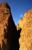 Montagne rocciose Immagini Stock Libere da Diritti