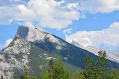Montagne rocciose Fotografie Stock Libere da Diritti