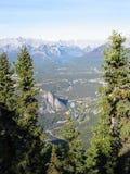 Montagne Rocciose canadesi immagini stock libere da diritti