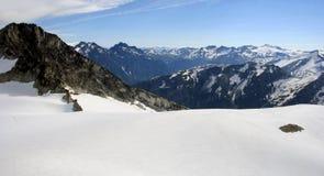 Montagne Rocciose canadesi, Canada Immagini Stock Libere da Diritti