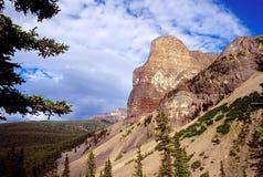 Montagne Rocciose canadesi - dayscene 6 Fotografia Stock