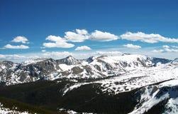 Montagne rocheuse Photos libres de droits