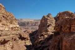 Montagne rocheuse Images libres de droits