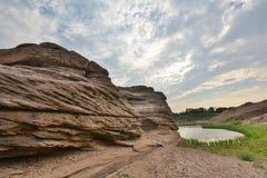 Montagne rocheuse grande Photographie stock libre de droits