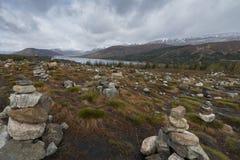 Montagne in Scozia Immagini Stock Libere da Diritti